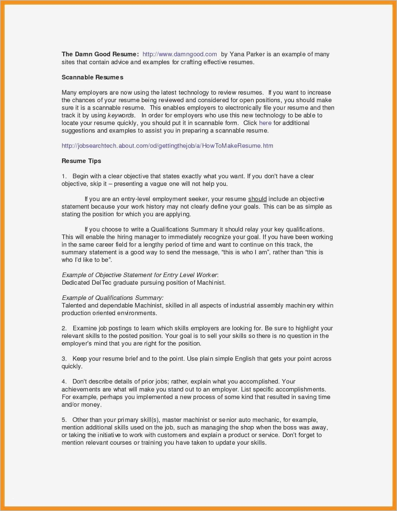 Resume Opening Statement Examples - Resume Mission Statement Examples Beautiful Resume Objective
