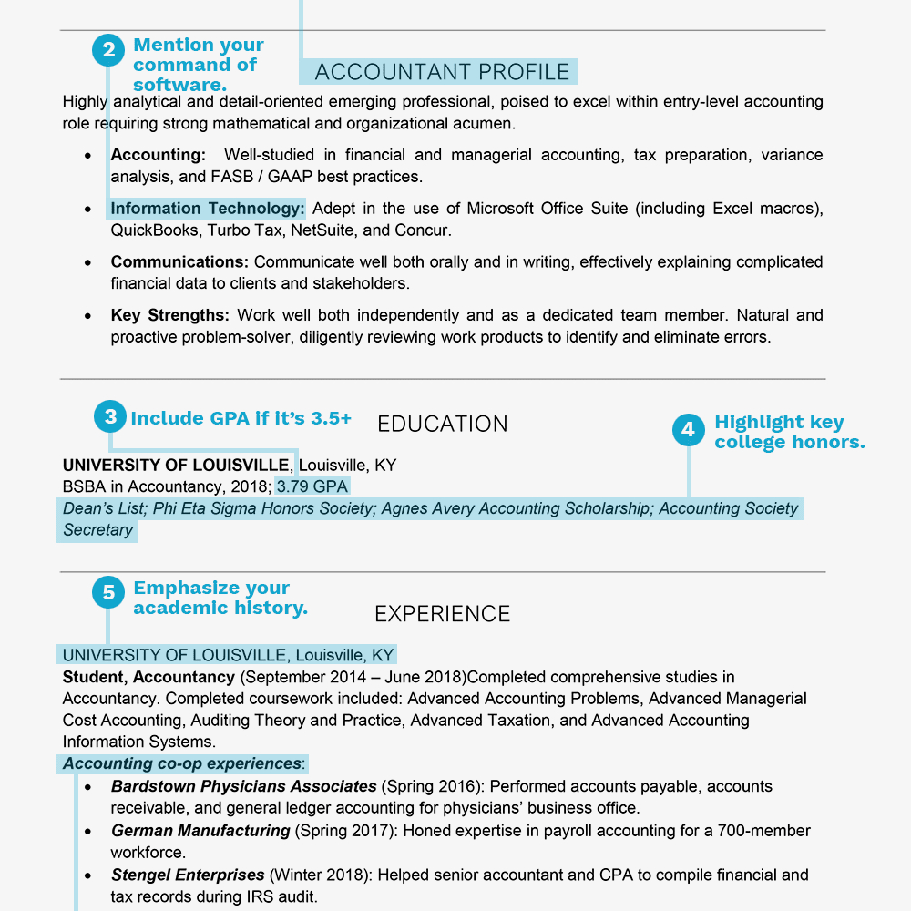 Resume Sample for College Student - Resume Tips for College Students and Graduates