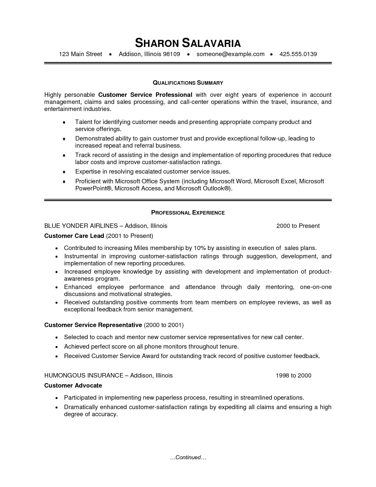 Resume Summary Ideas - Professional Summary Resume Lovely Resume Summary Examples for It