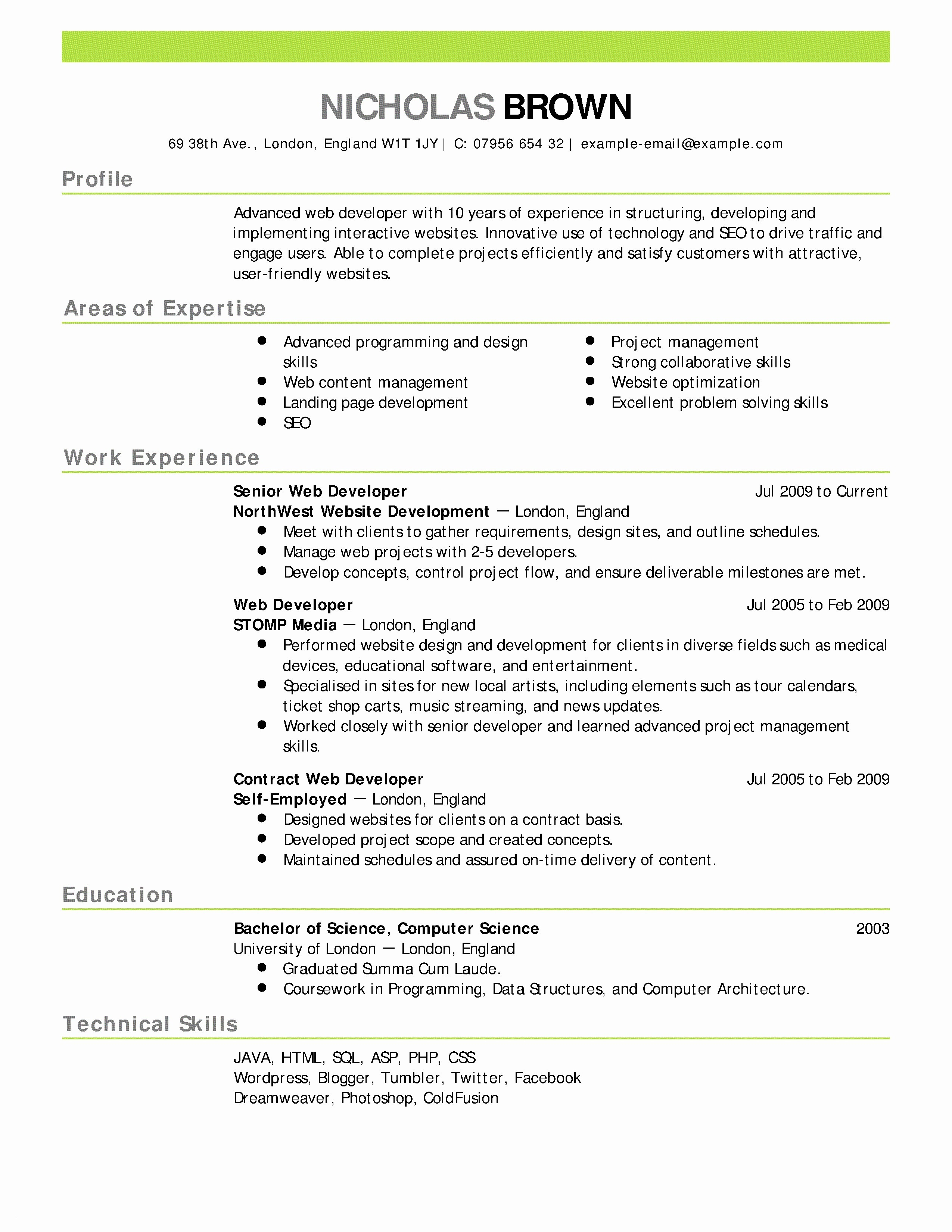 Resume Summary Ideas - Accounting Resume Objective Best Fresh Examples Resumes Ecologist