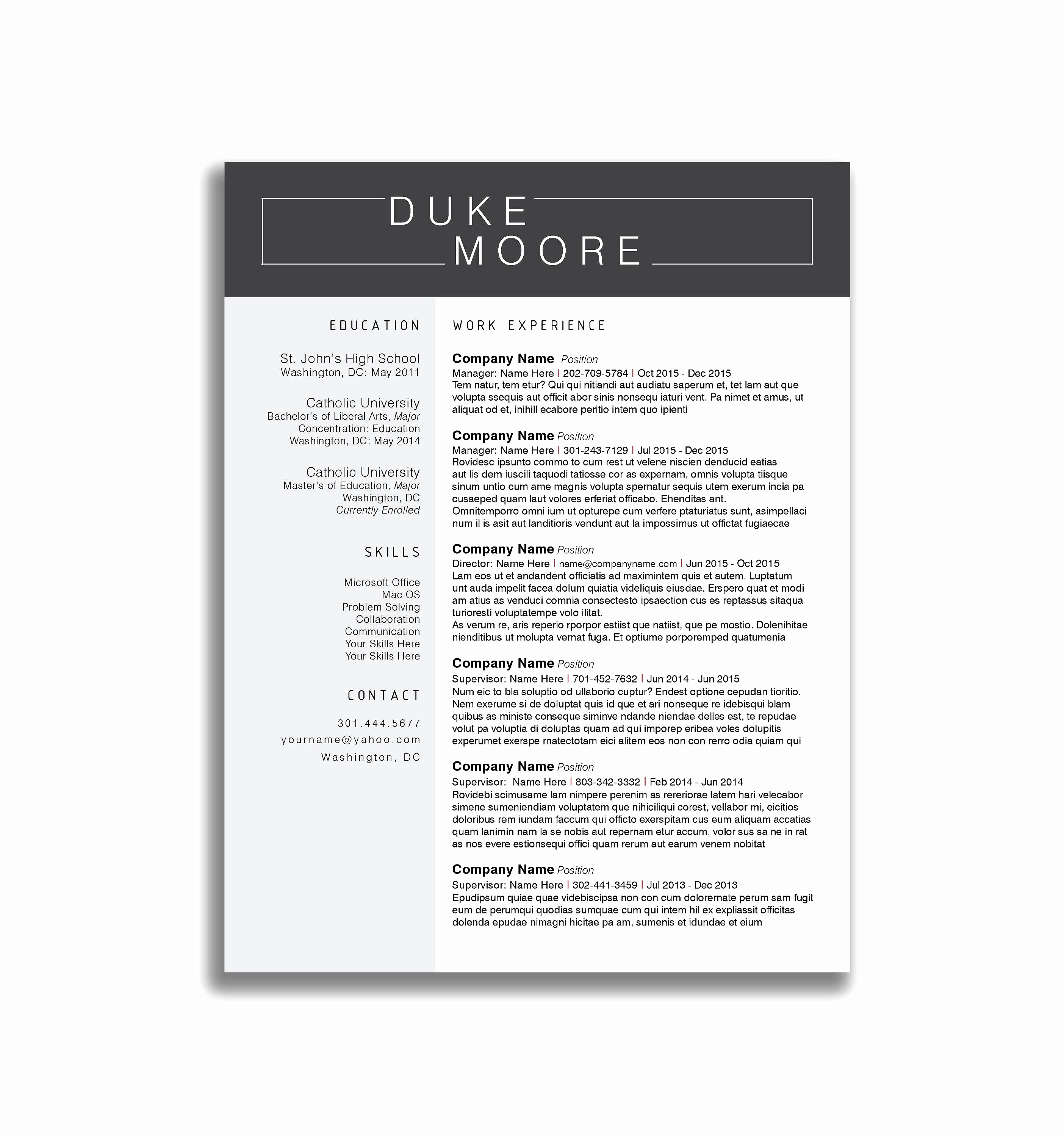 Resume Template for Construction Worker - Construction Laborer Resume Sample 38 New Construction Worker Resume