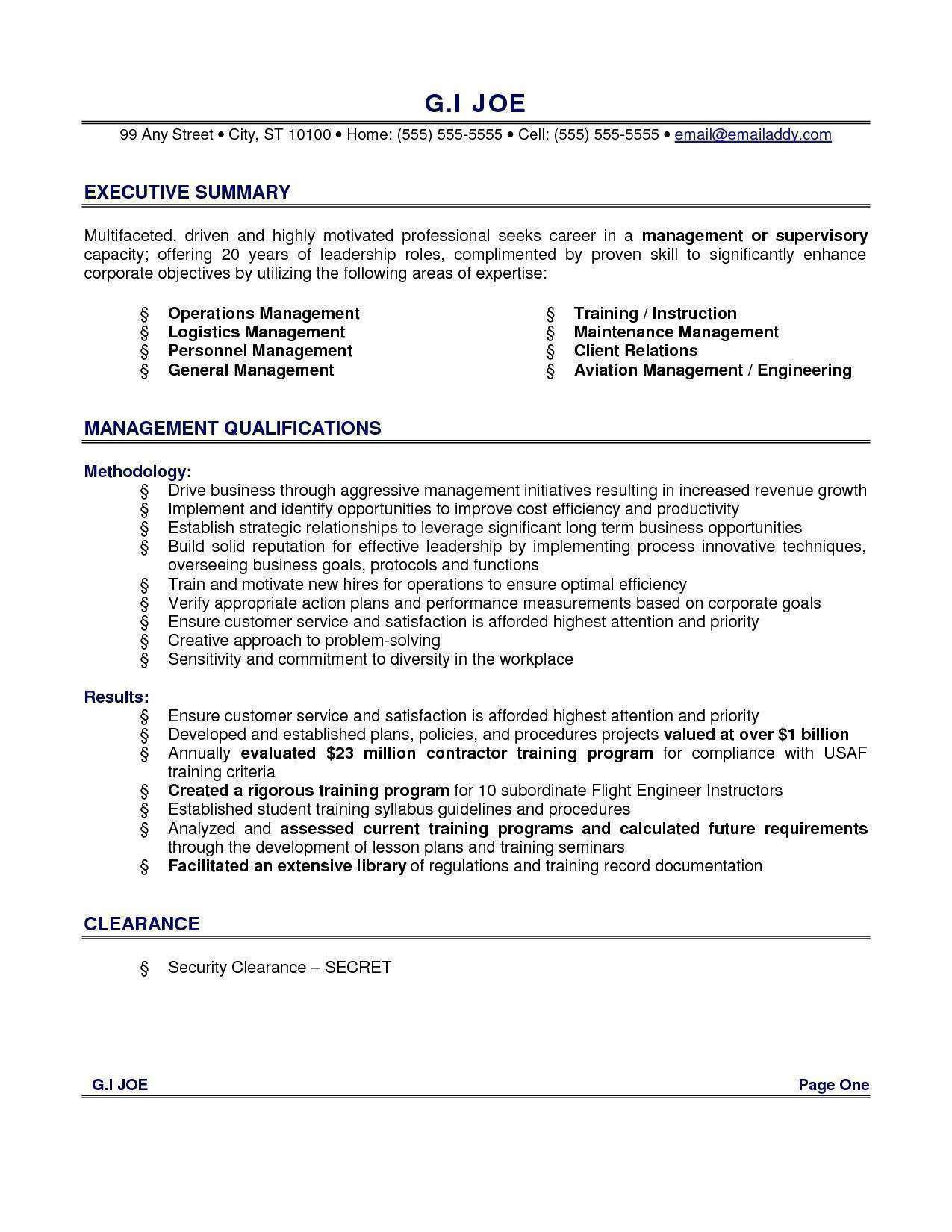 Resume Template for Sales Manager - Newer Sample Resume for Risk Management Job All It Manager Template