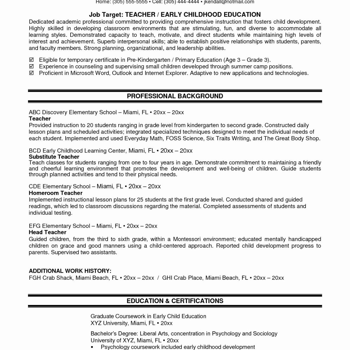 Resume Template for Writers - 36 Cute Writing An Effective Resume Gallery Y2g