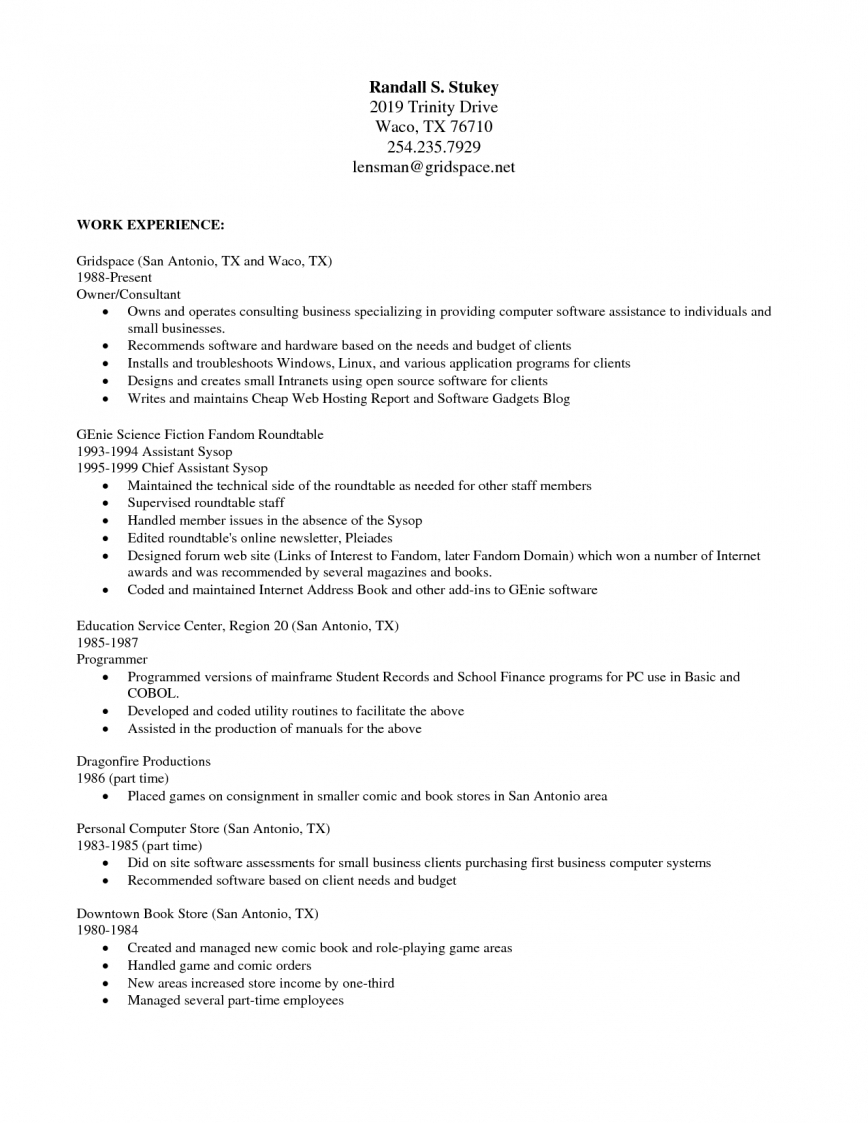 Resume Template Open Office Writer - Open Fice Cover Letter Template Free Samples