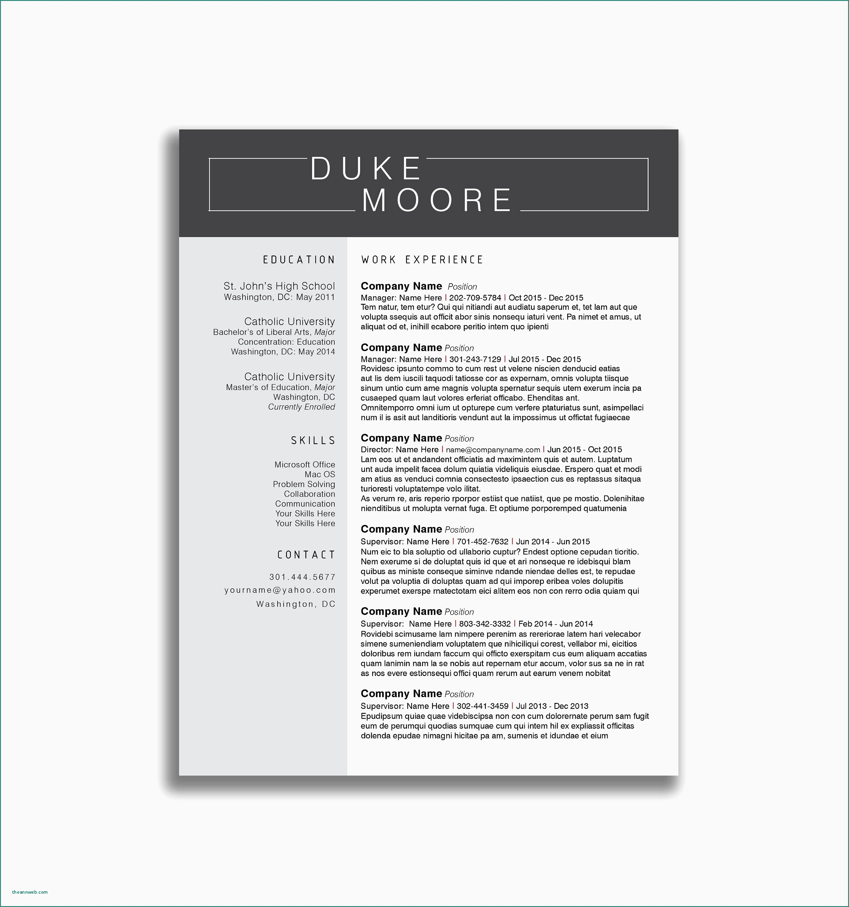 Resume Templates Latex - Excellent Resume Templates Best Cover Letter Opening Unique Latex