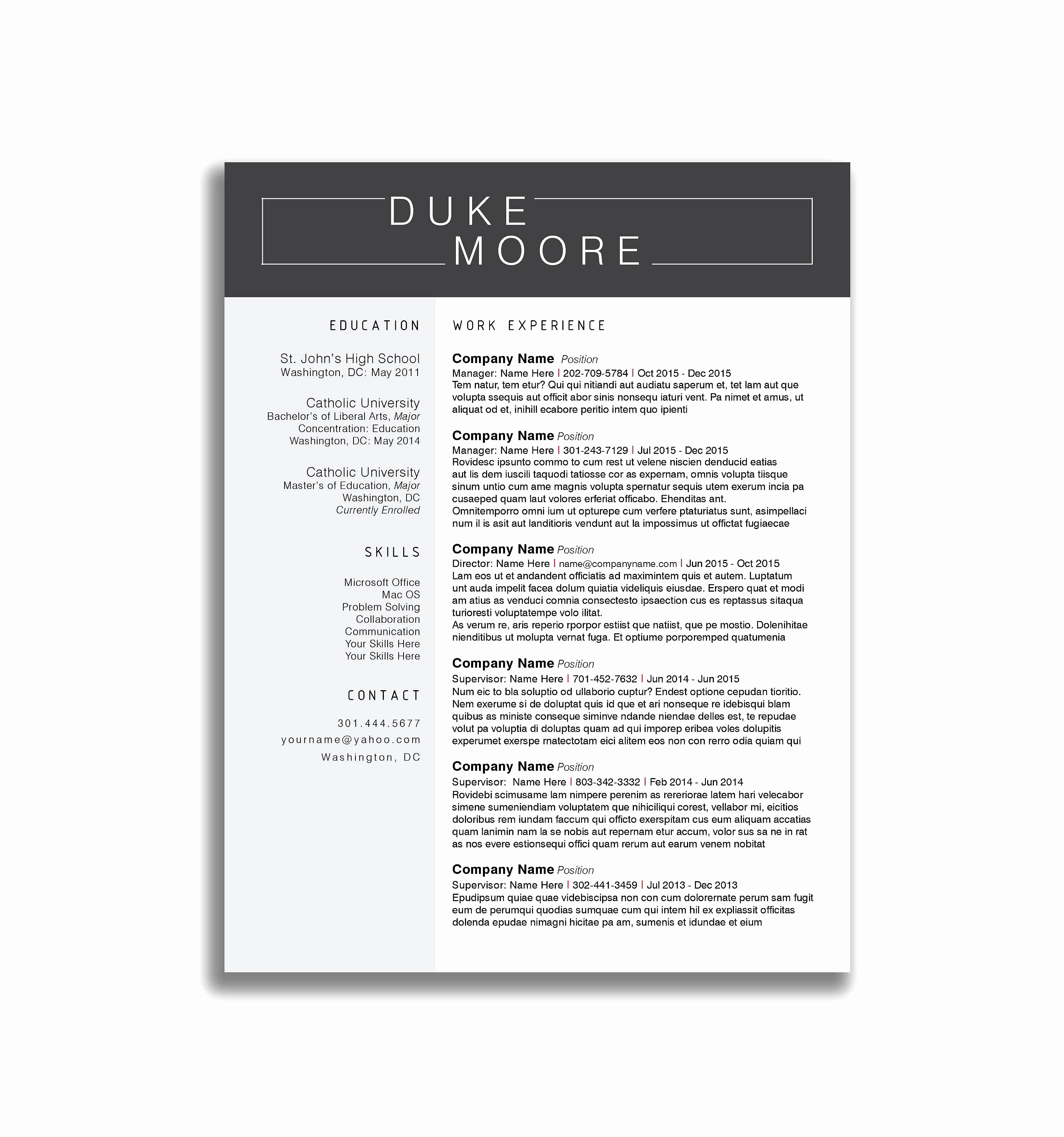Resume Templates that Stand Out - Making Resumes Stand Out Cover Letters that Stand Out Luxury 13