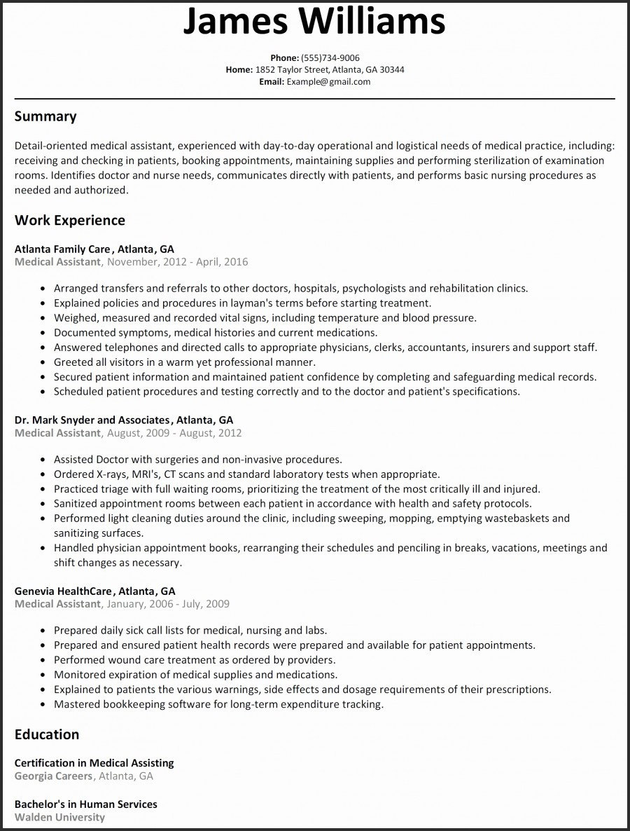 Resume Templates Word 2007 - Word 2007 Resume Template Elegant Resume Template Free Word New Od