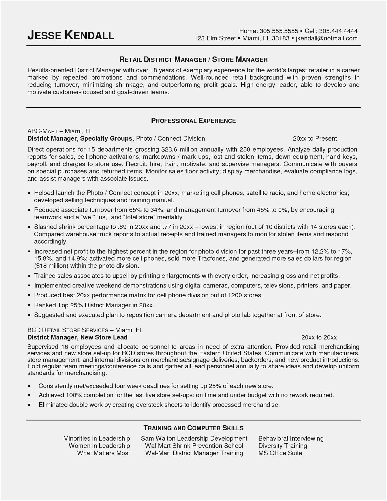 Resume without Work Experience - Resume for No Work Experience Inspirational How to Write A Resume