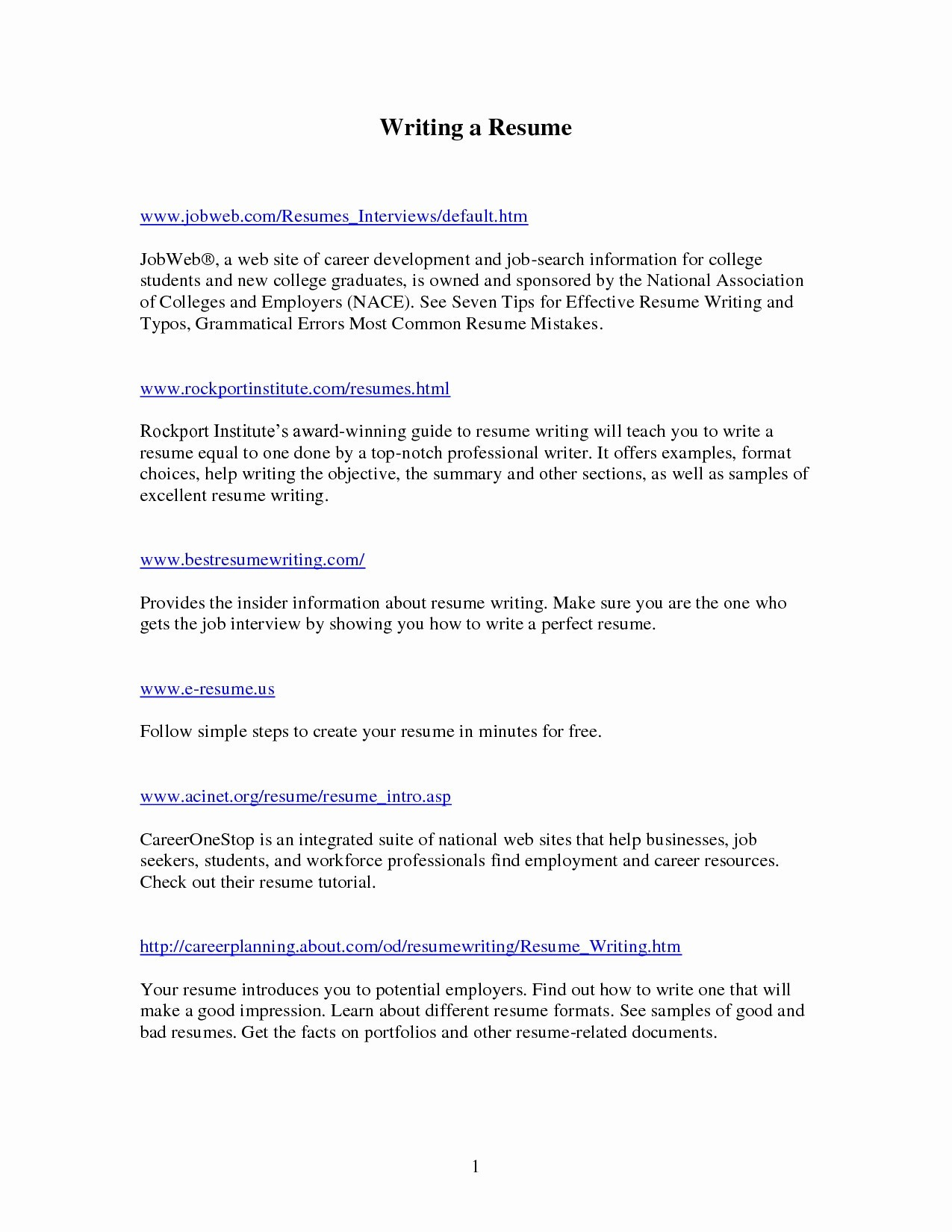 Resume Writing Services Dallas - Resume Writing Services Dallas