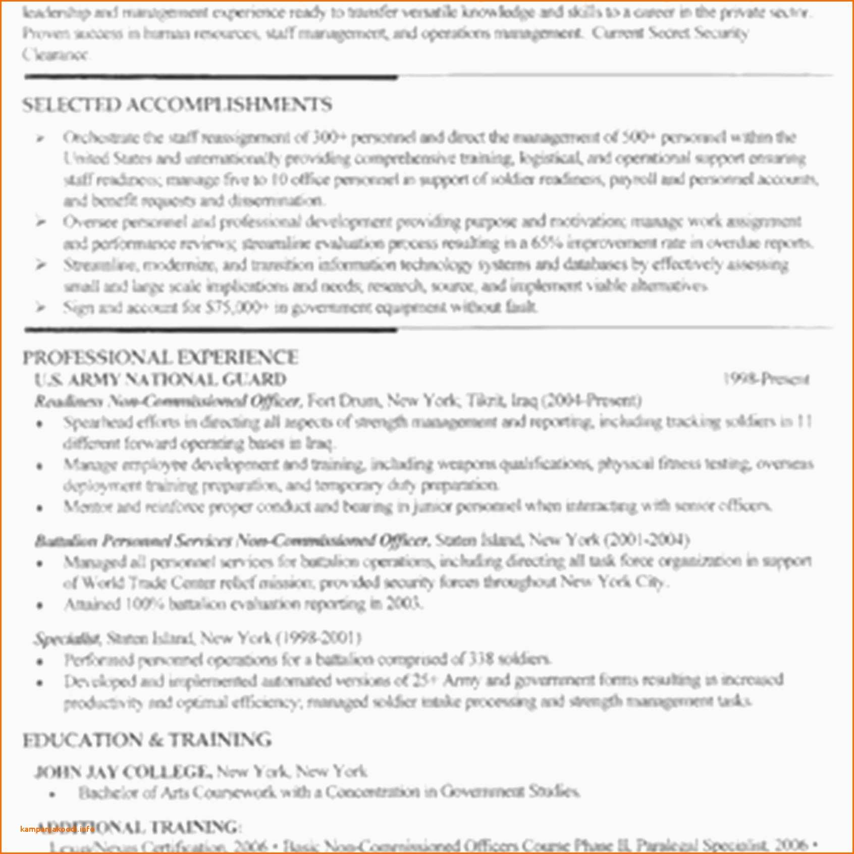 Resume Writing Services Dc - Military Flight Ficer Resume Sample Military to Civilian Resume