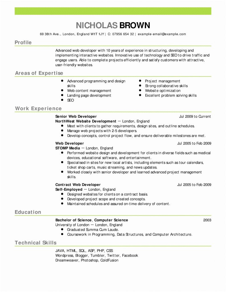 Resume Writing Tips - Fresh How to Write the Best Resume and Cover Letter Vcuregistry