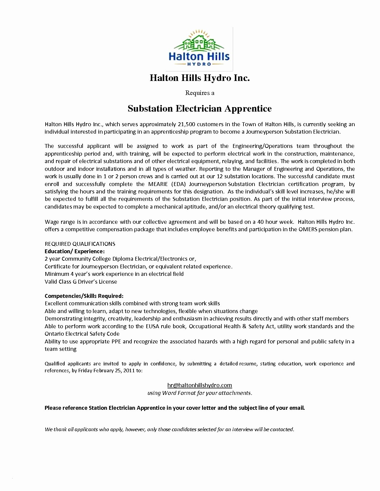 Resumes for Electrician Apprentice - Electrician Apprentice Resume Fresh Electrician Resume Examples
