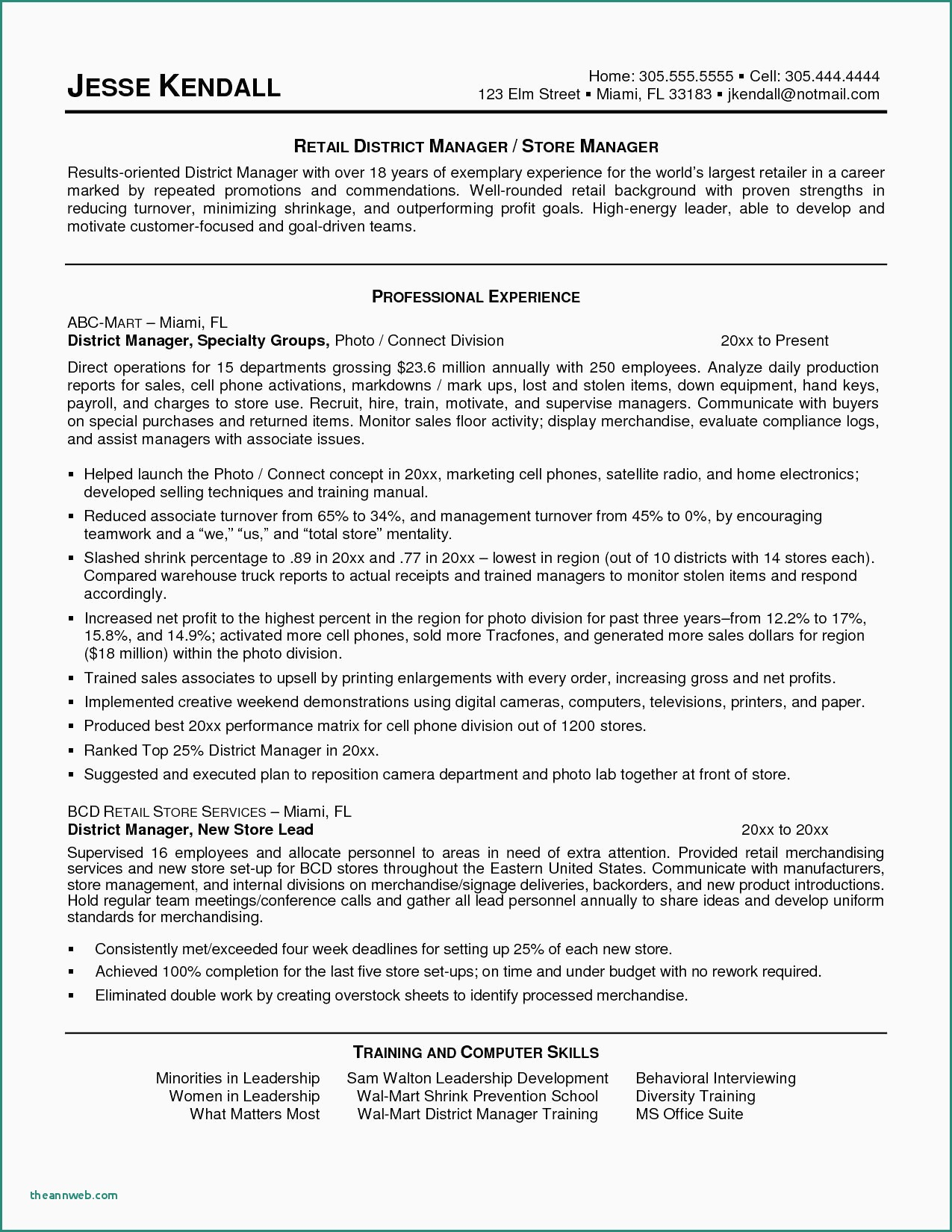 Retail Resume No Experience - How to Write A Cover Letter for Retail Mock Resume Templates Lovely