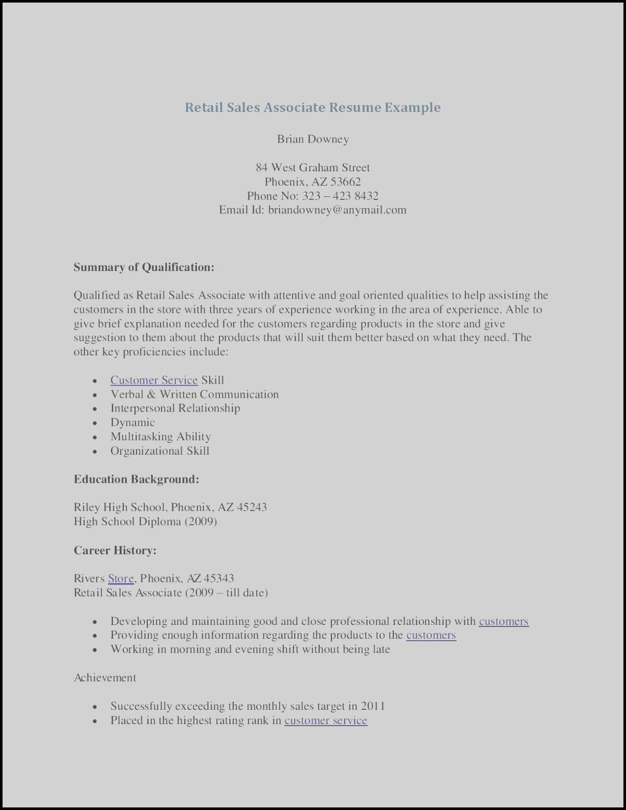 Retail Store Resume - Free Creative Resume Template Awesome Bookmarkers 0d Retail Pages