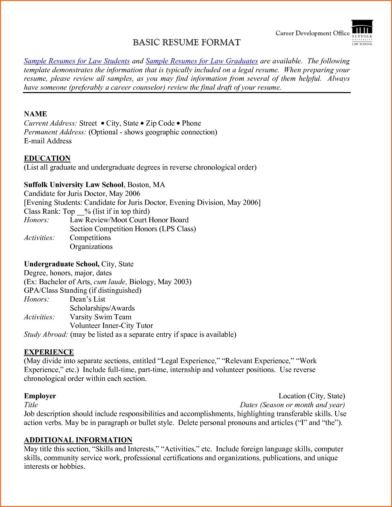 reverse chronological order resume example-Reverse Chronological order Resume 4-n