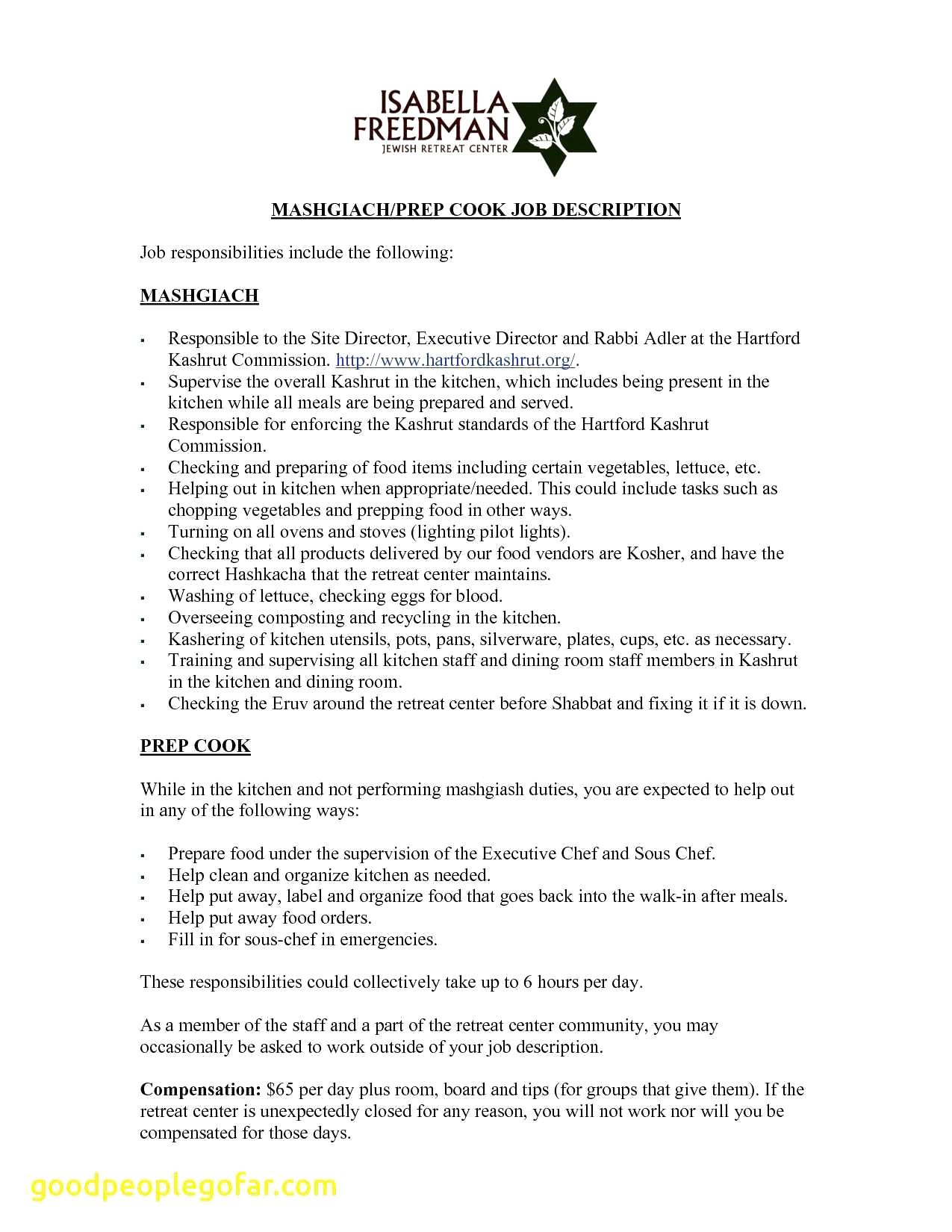 Salesman Duties and Responsibilities Resume - 37 Inspirational Sales Representative Resume