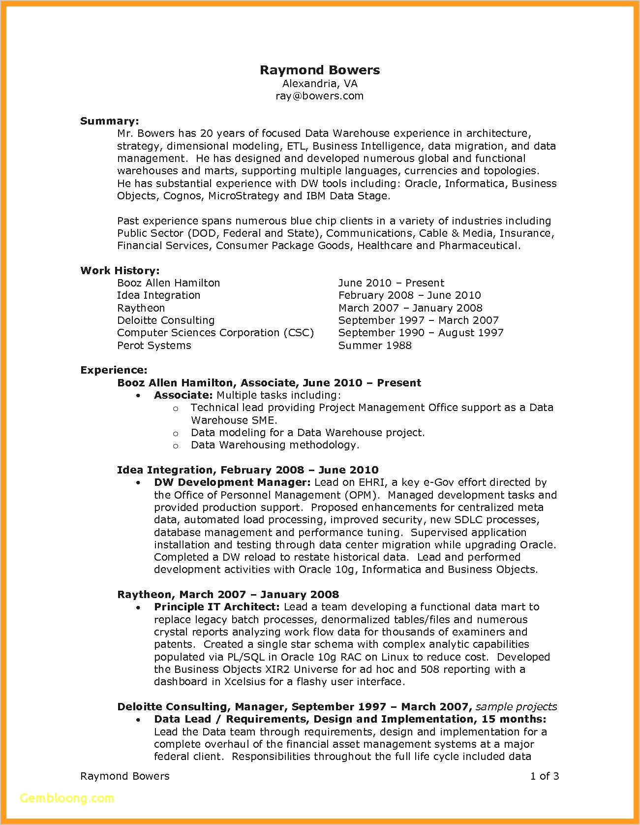 Sample Nurse Practitioner Resume - 38 Best Nurse Practitioner Resume