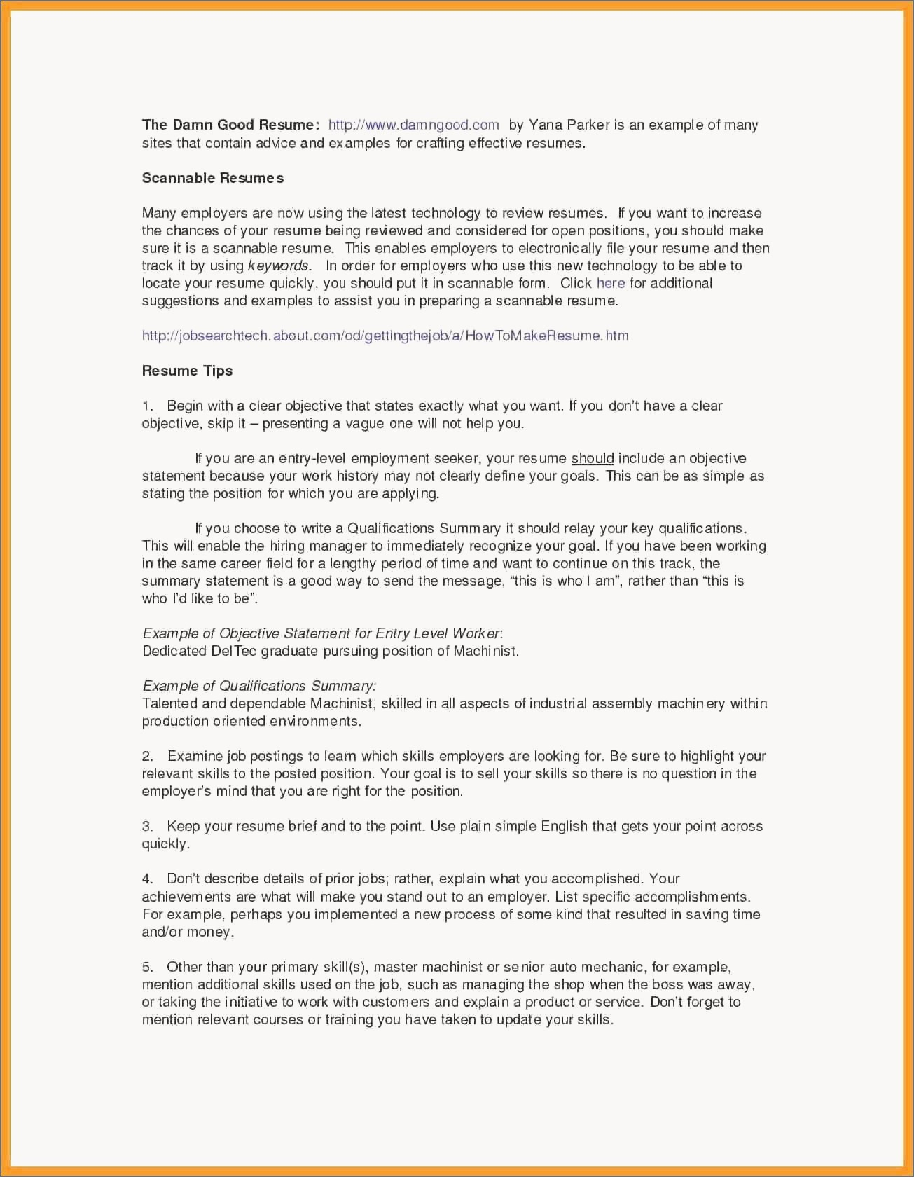 Sample Resume for Project Manager Position - Senior Project Manager Resume Fresh Sample Resume for Project