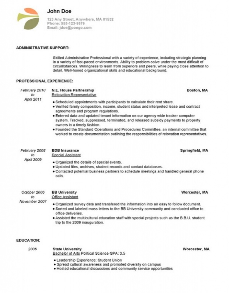 13 sample resume stay at home mom returning to work