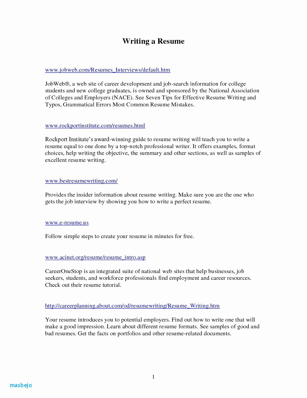 Sample Resumes for College Students - Sample Resumes for College Students Inspirationa Sample Resume