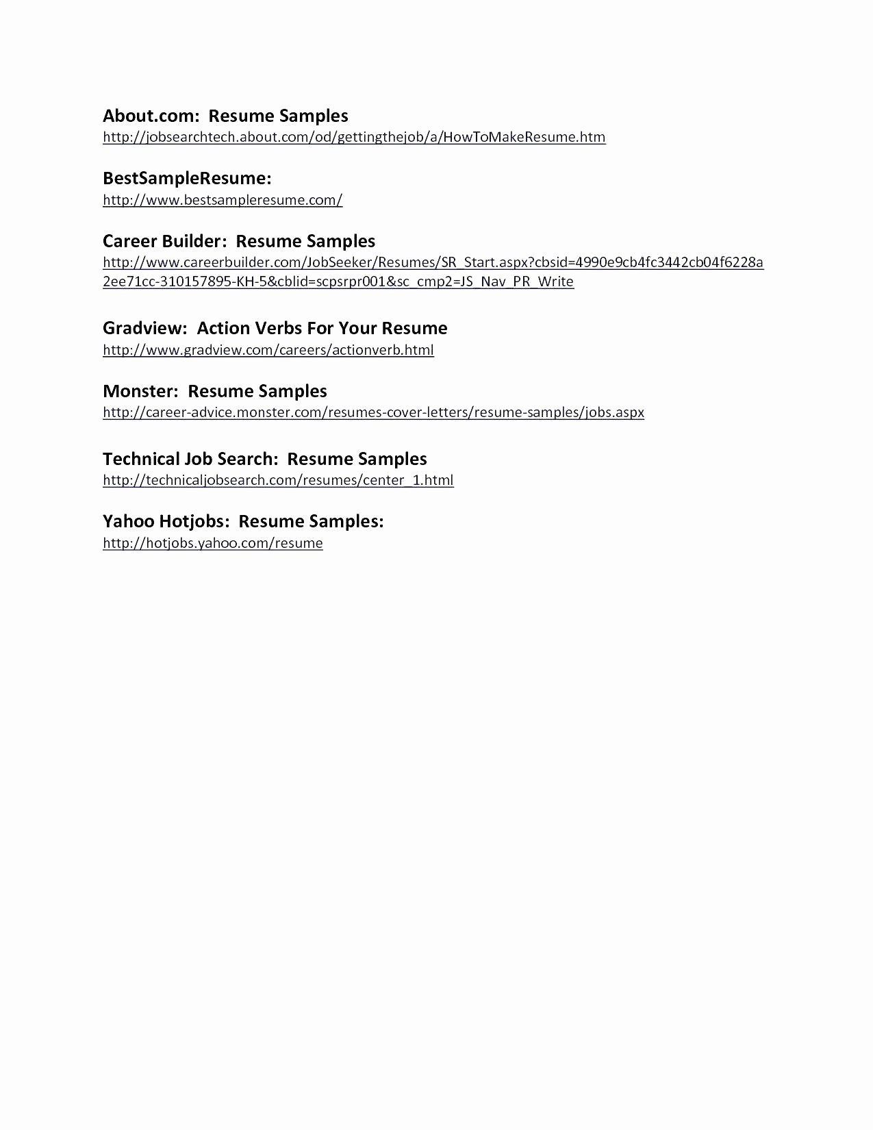 Sample Resumes for College Students - College Student Resume Sample Fresh Resume Example for College