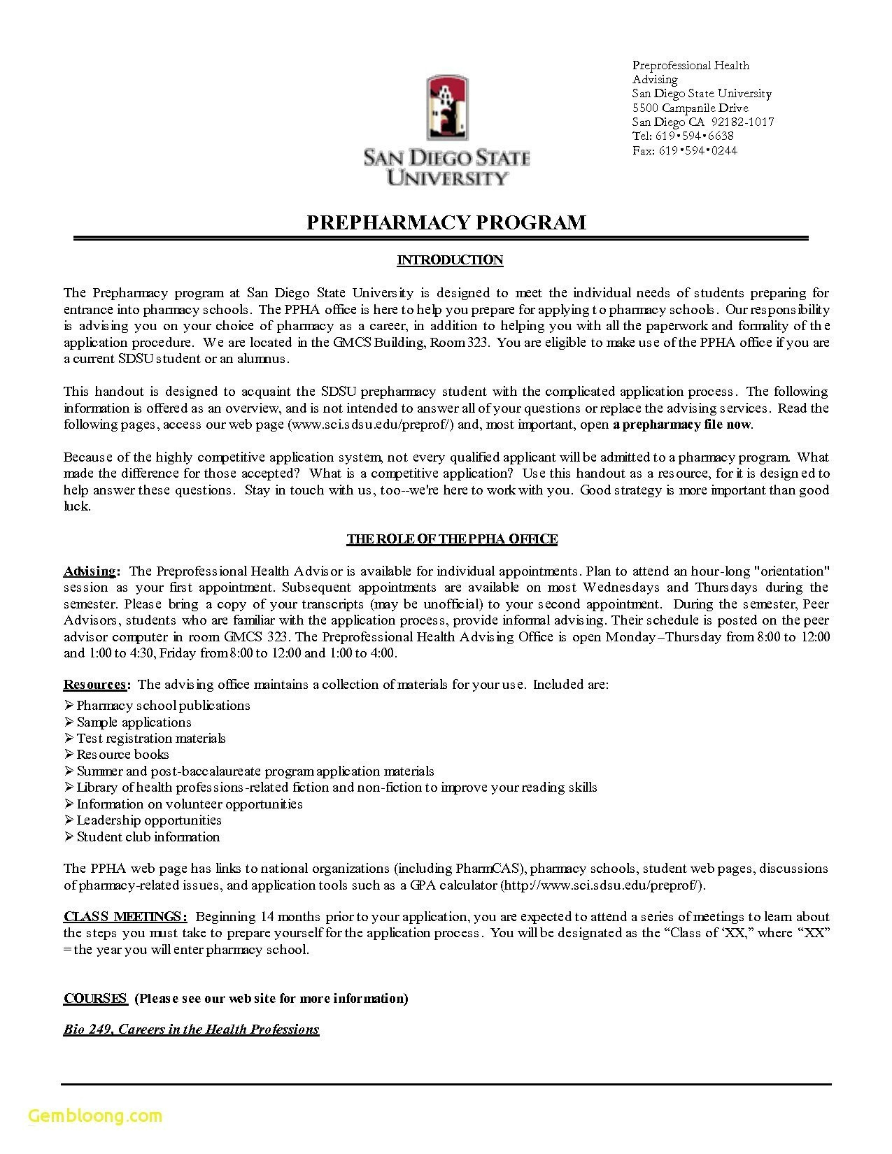 12 san diego resume samples