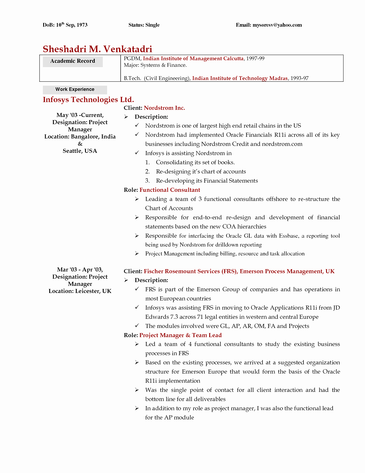 Scrum Master Resume Example - Resumes Scrum Master Resume Example 20 Resume Examples for
