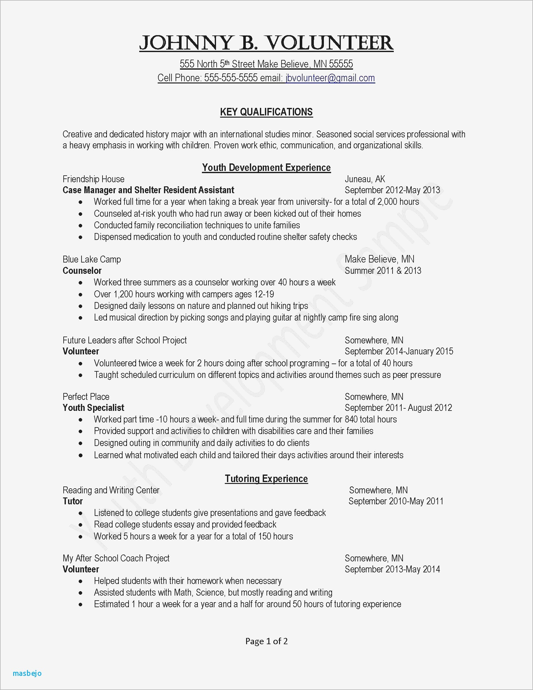 Security Resume Skills - It Security Resume Examples