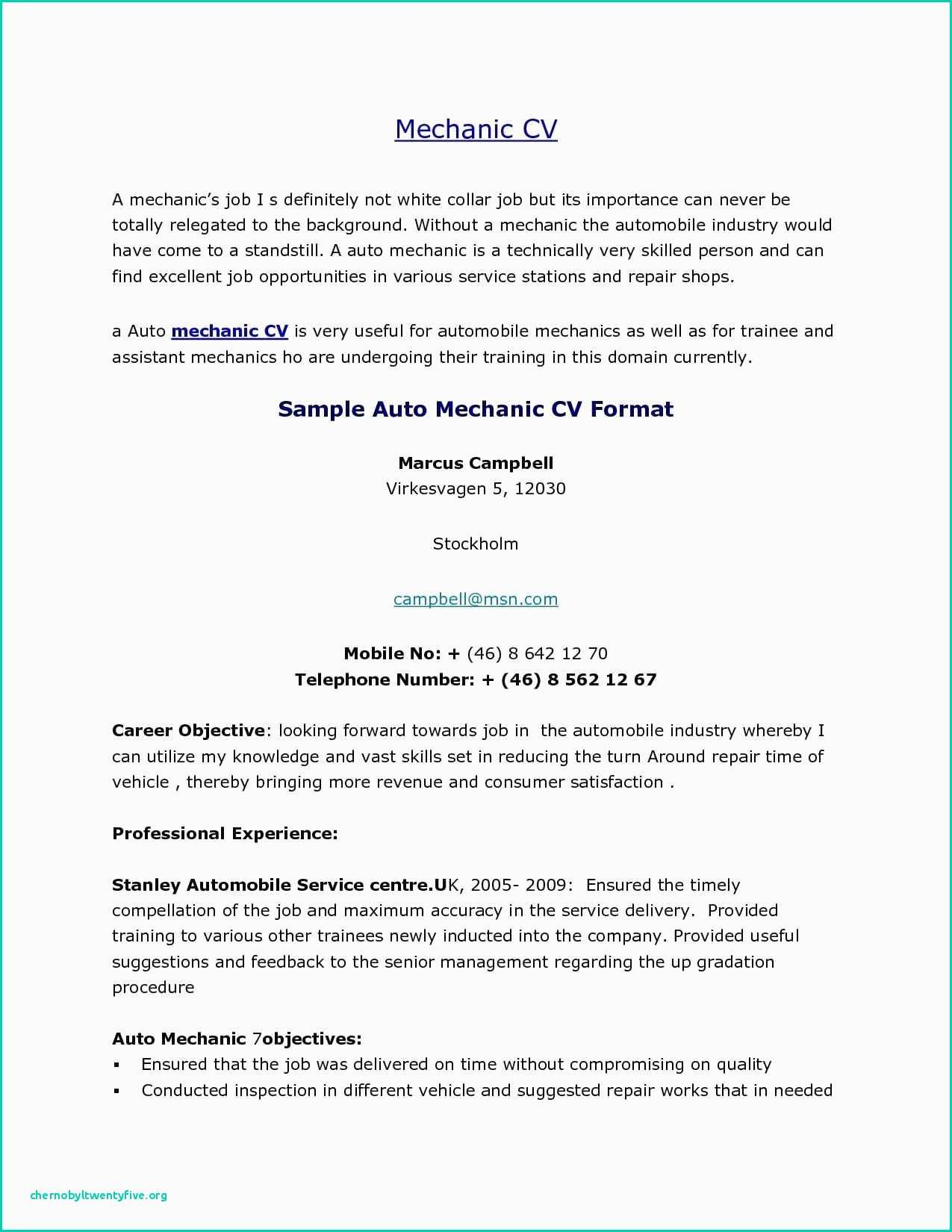 Service Industry Resume - Sample Professional Resume Elegant Cv Resume Shqip Save Sample A