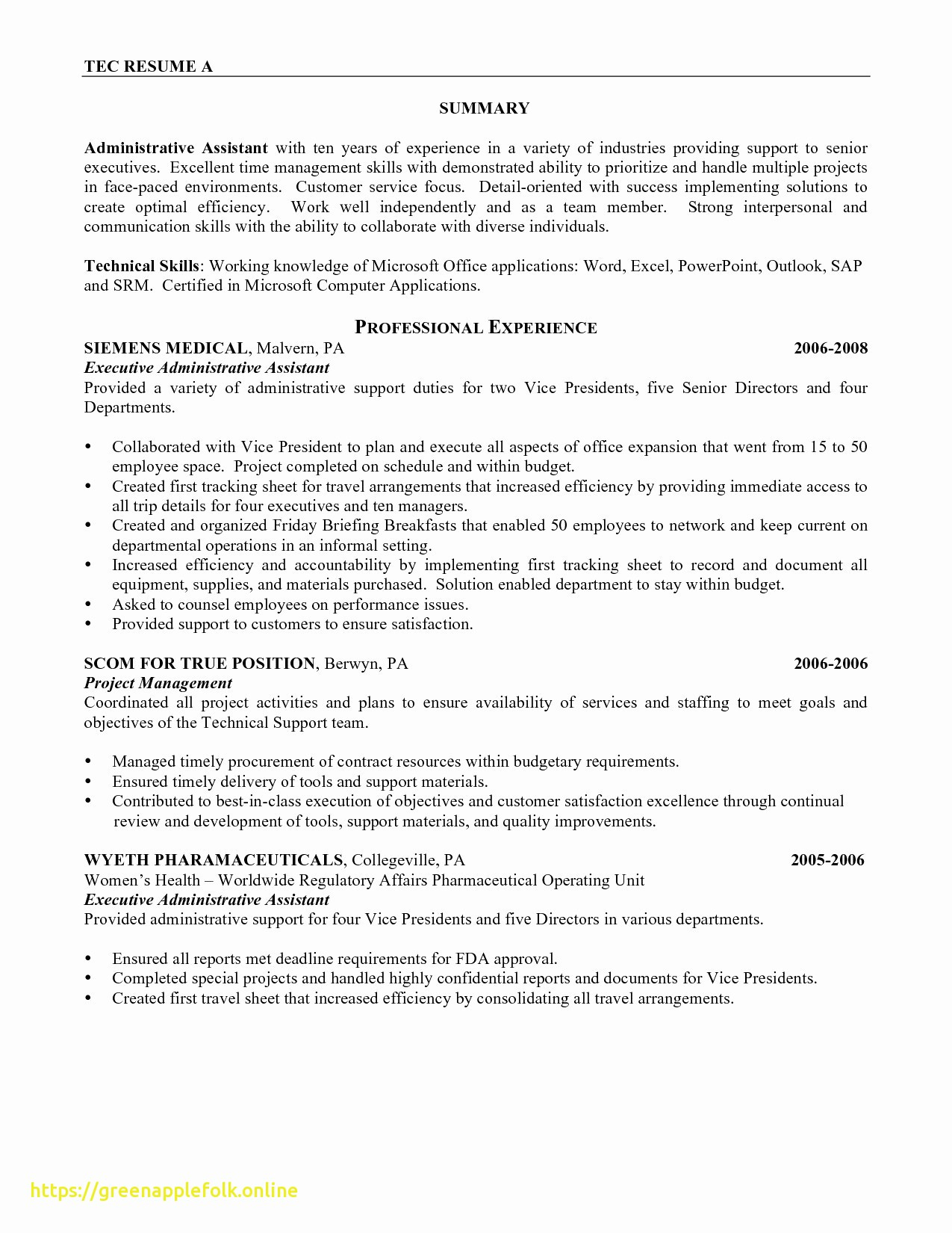 Service Industry Resume Example - New What Industry is Graphic Design