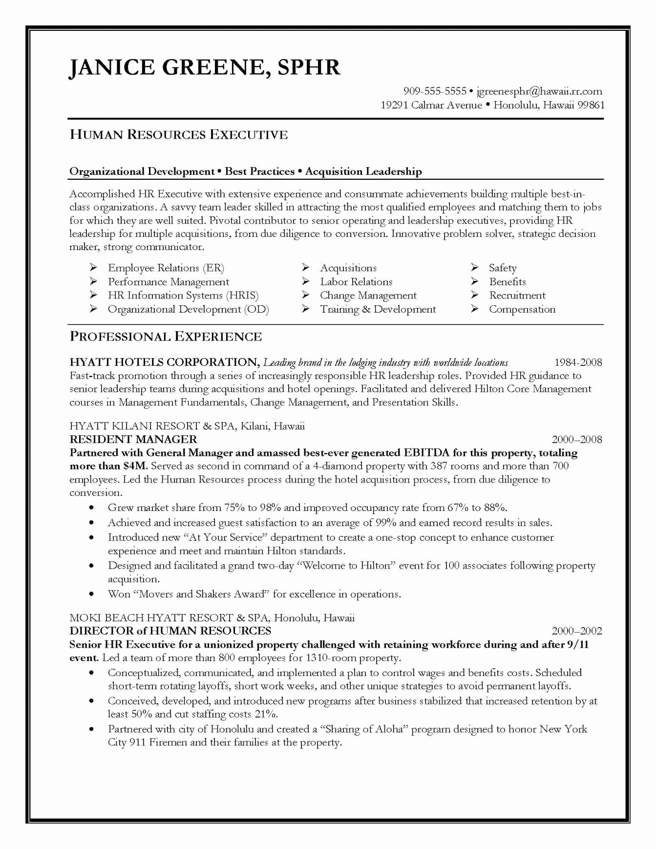 Service Industry Resume Example - Resume Samples for Food Service Awesome Front Desk Hotel Resume