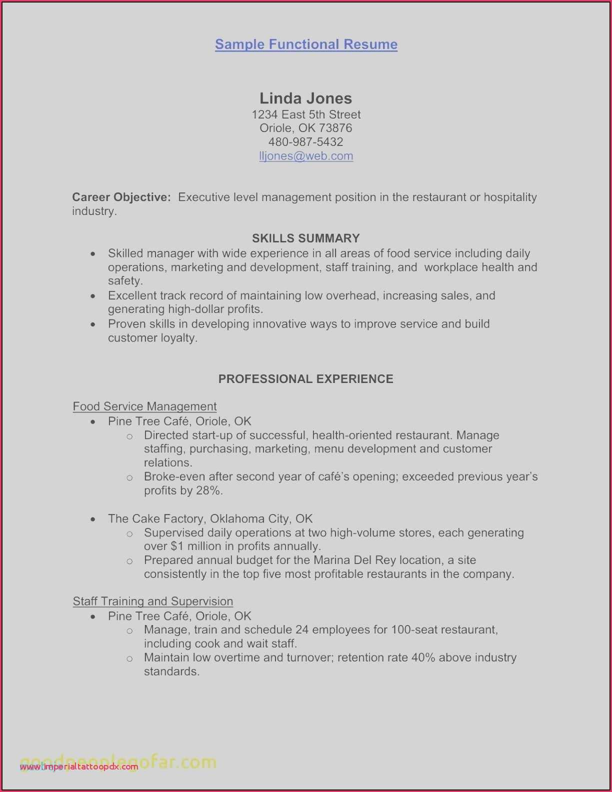 Service Industry Resume Examples - 51 Patient Care Tech Resume