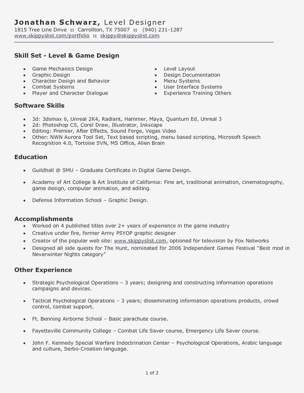 Smu Resume Template - Traditional Cover Letter format