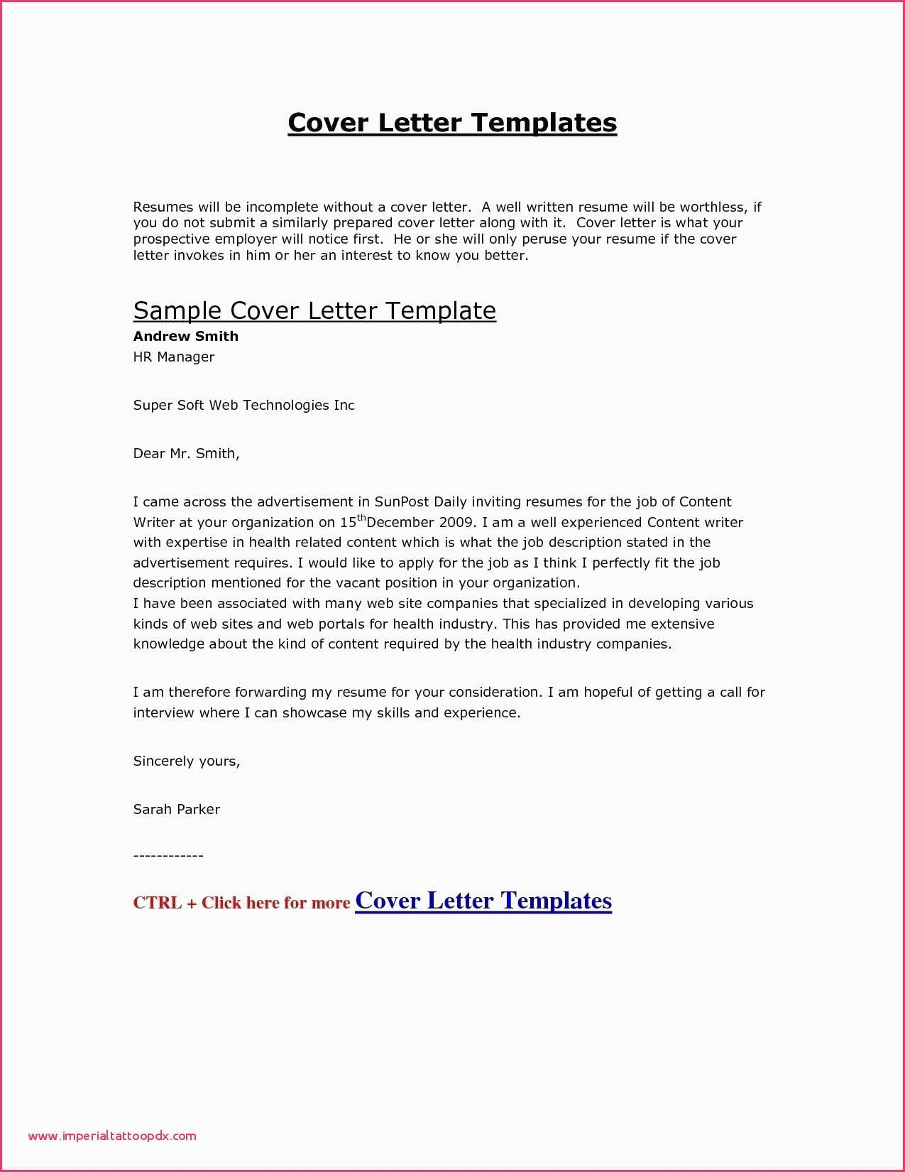 Smu Resume Template - Samples Cover Letters for Resumes Cfo Resume Template