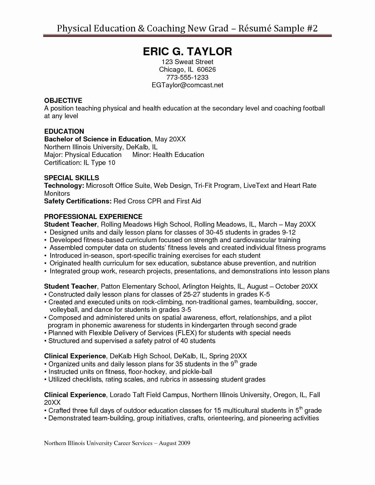 8 soccer player resume template ideas