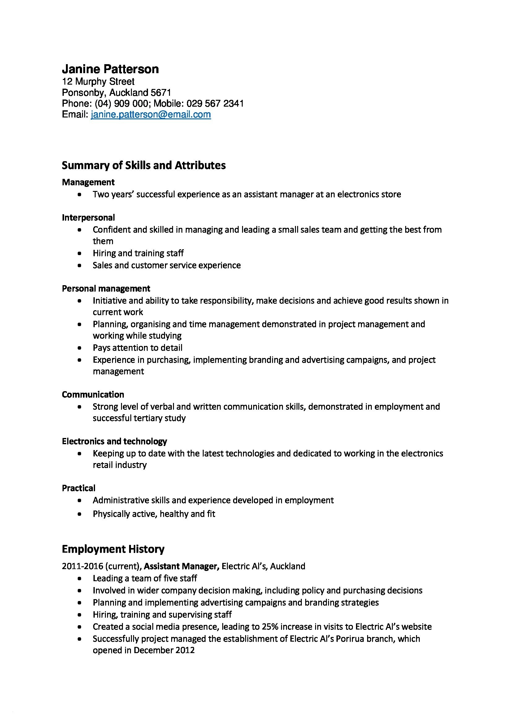 Social Media Manager Resume Examples - Branch Manager Resume Example Paragraphrewriter
