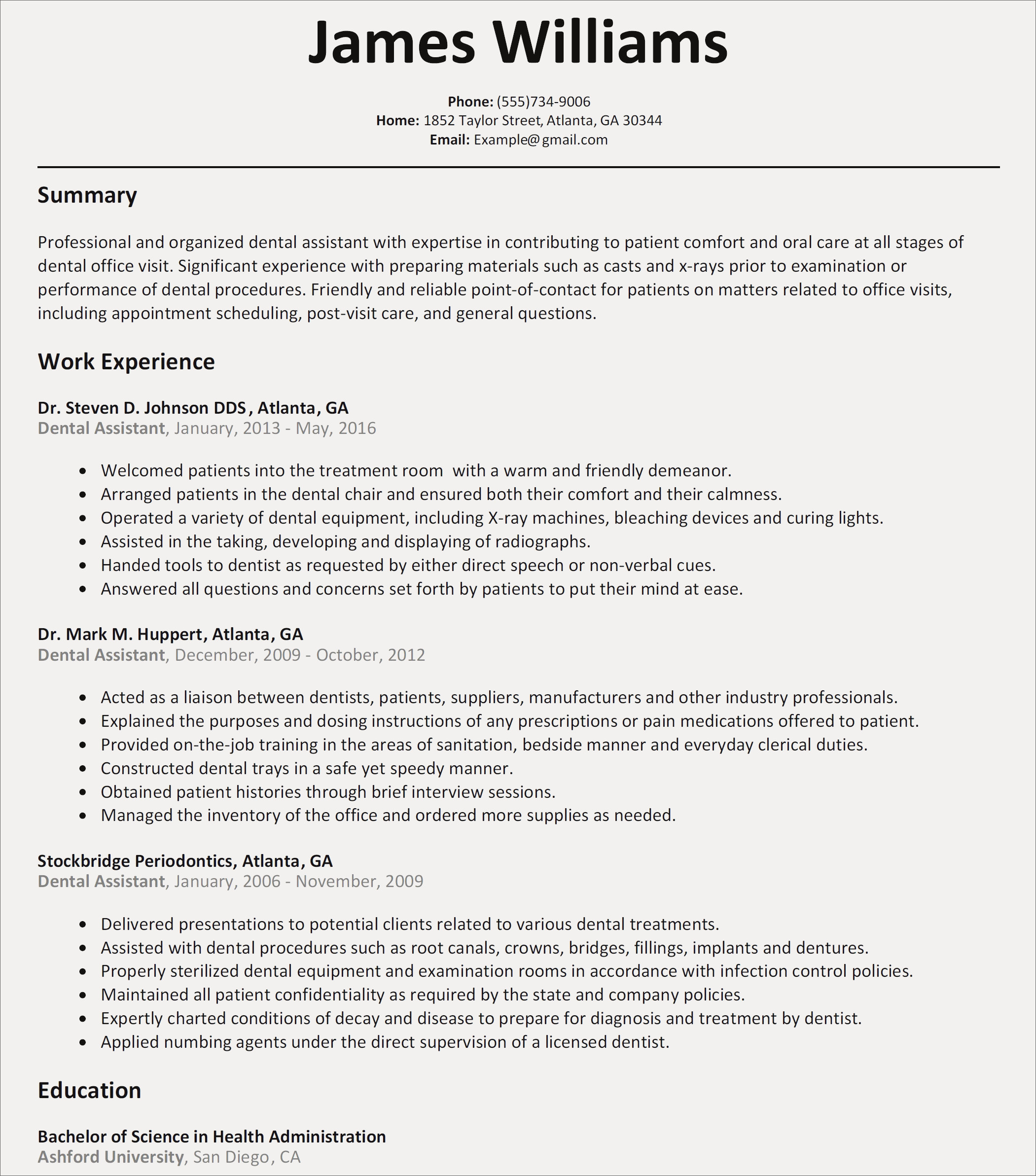 Social Work Resume Sample - social Work Resume Sample Awesome Resume for Employment Examples