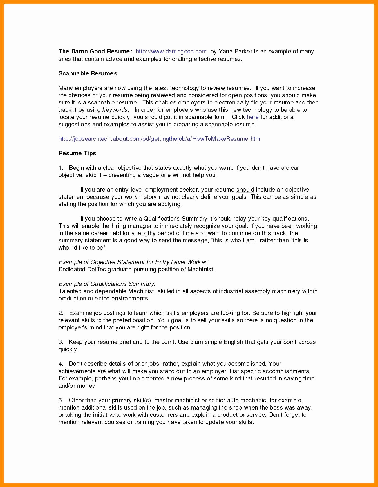 8 Social Worker Resume Objective Collection