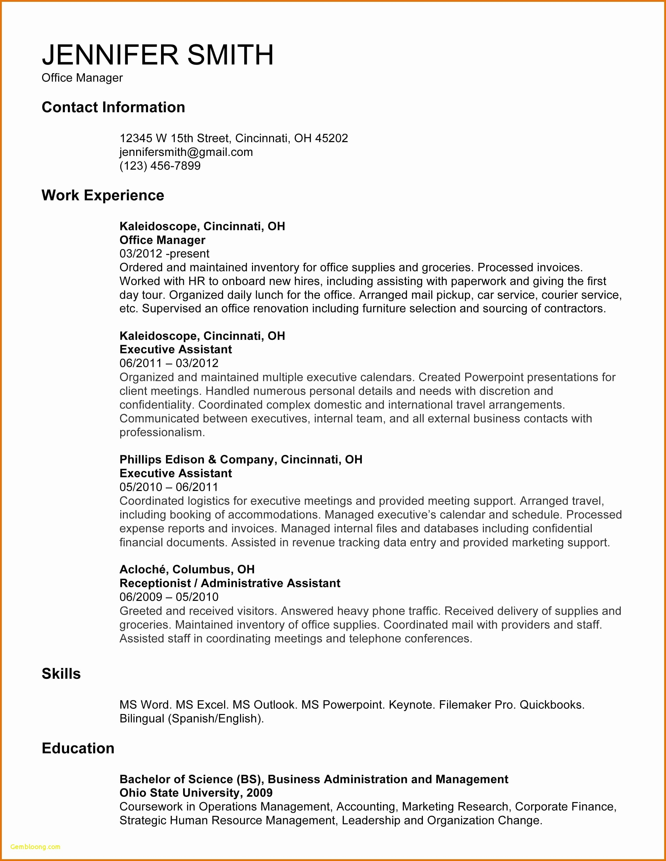 Software Engineer Resume Template Microsoft Word - 25 Best software Developer Resume Template