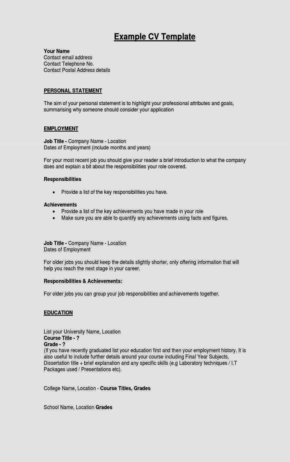 Sorority Recruitment Resume Template - How to Make Cover Letter Journalism Example Free Resume Templates