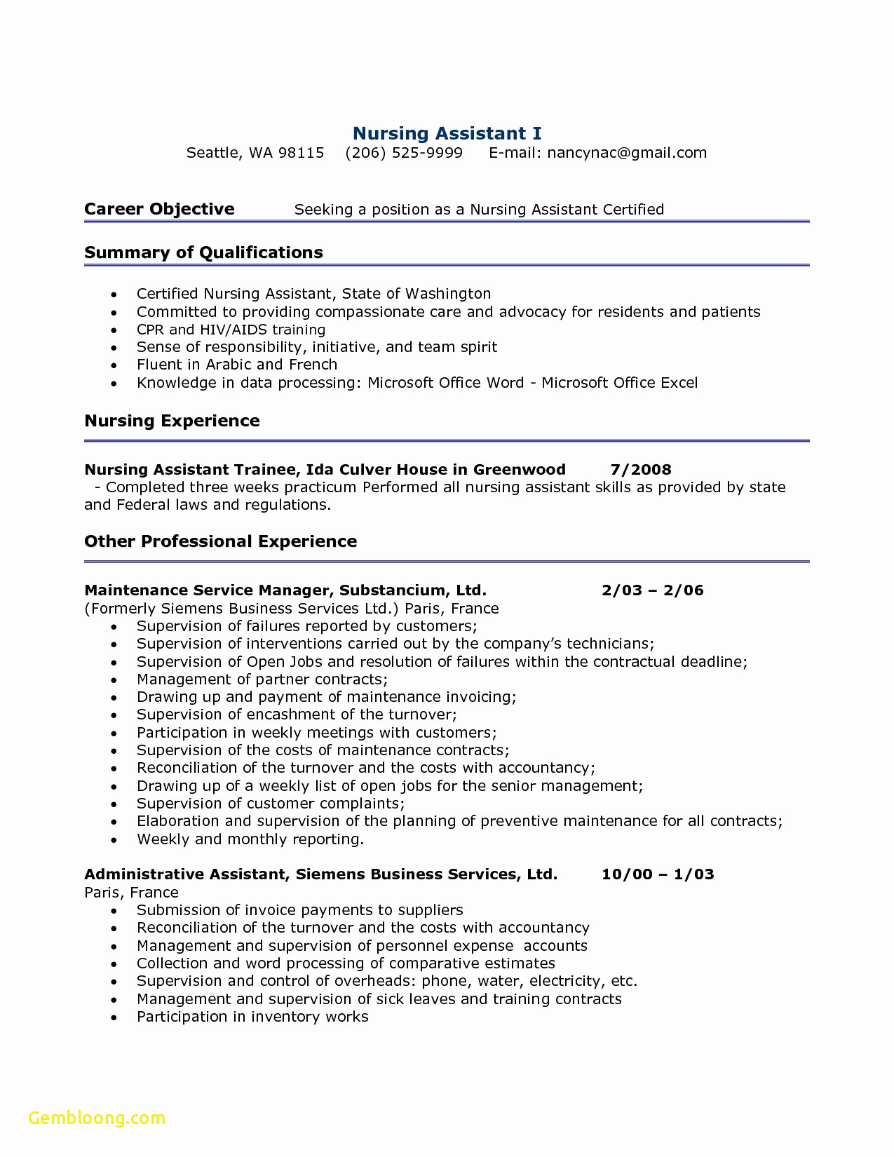 Sorority Resume Template Download - Download Beautiful Entry Level It Resume