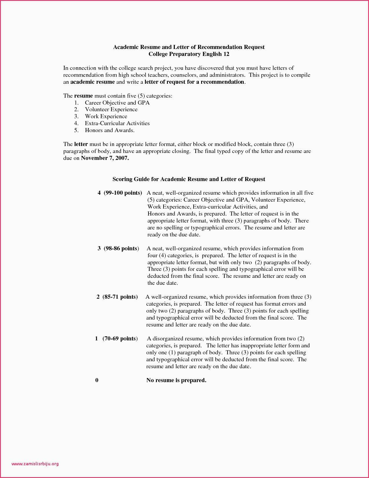 Spanish Resume Templates - Resume Templates In Spanish