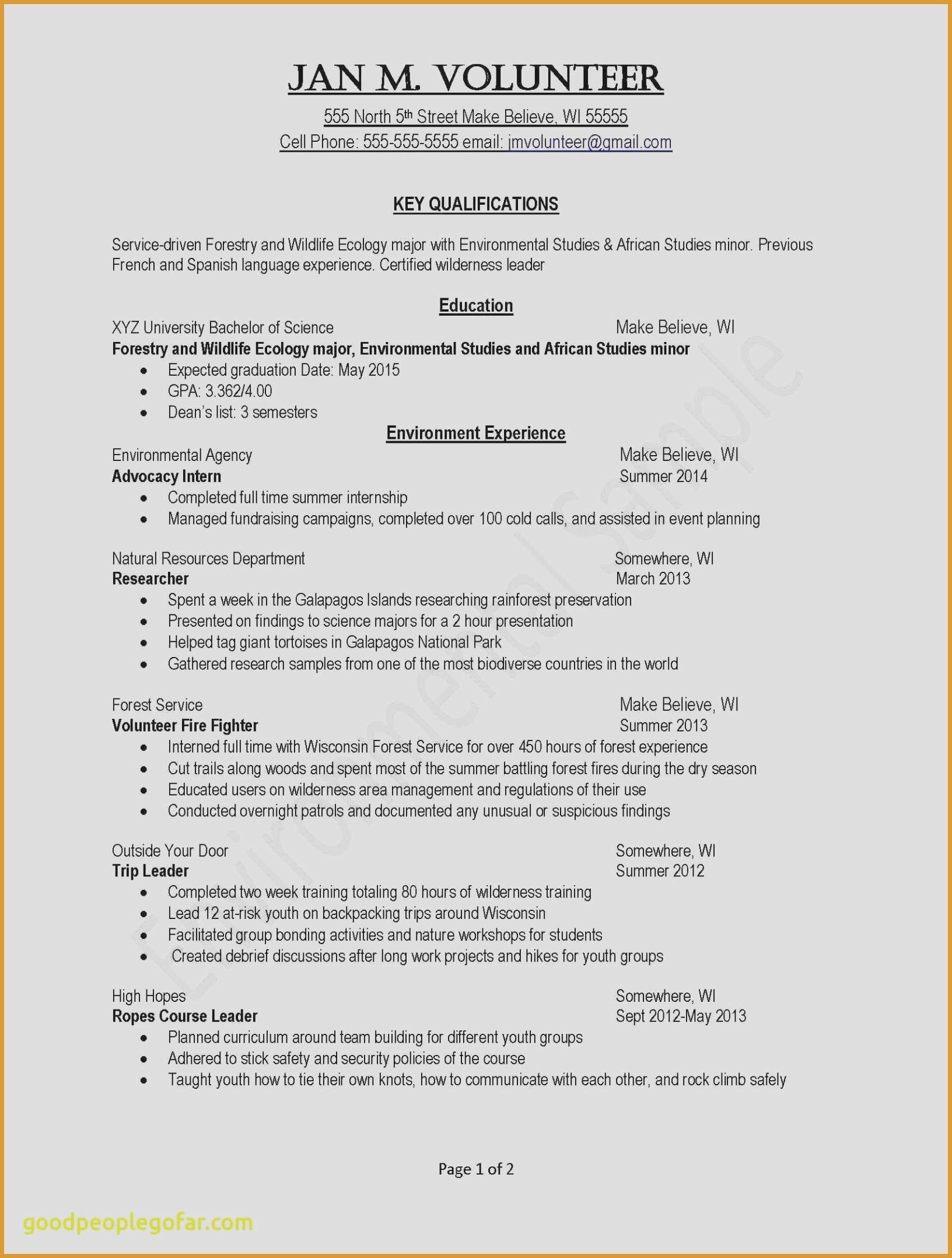 Sports Management Resume - Writing A Great Resume Beautiful 20 Skills for Managers Resume