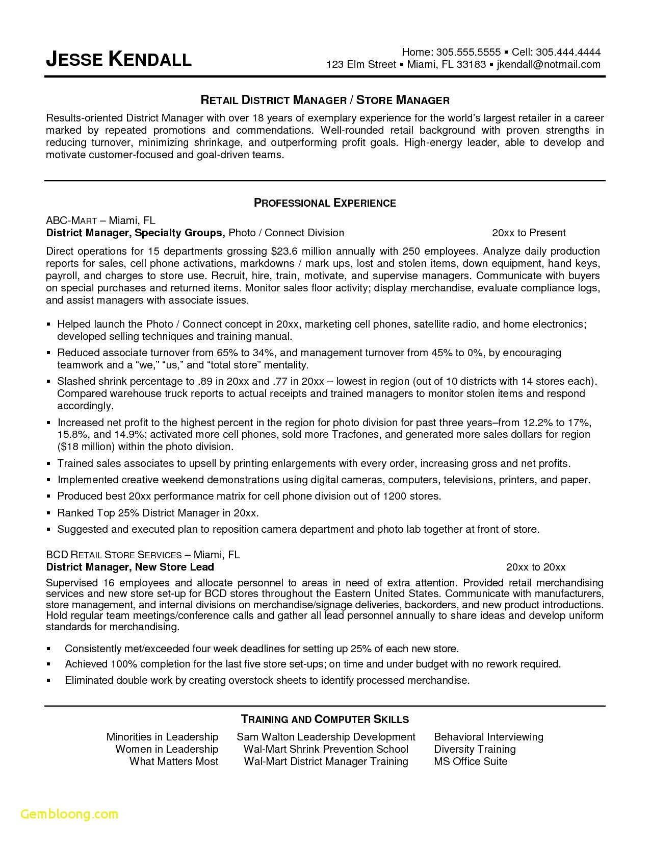 Store Manager Resume Template - Customer Service Manager Resume Unique Fresh Grapher Resume Sample