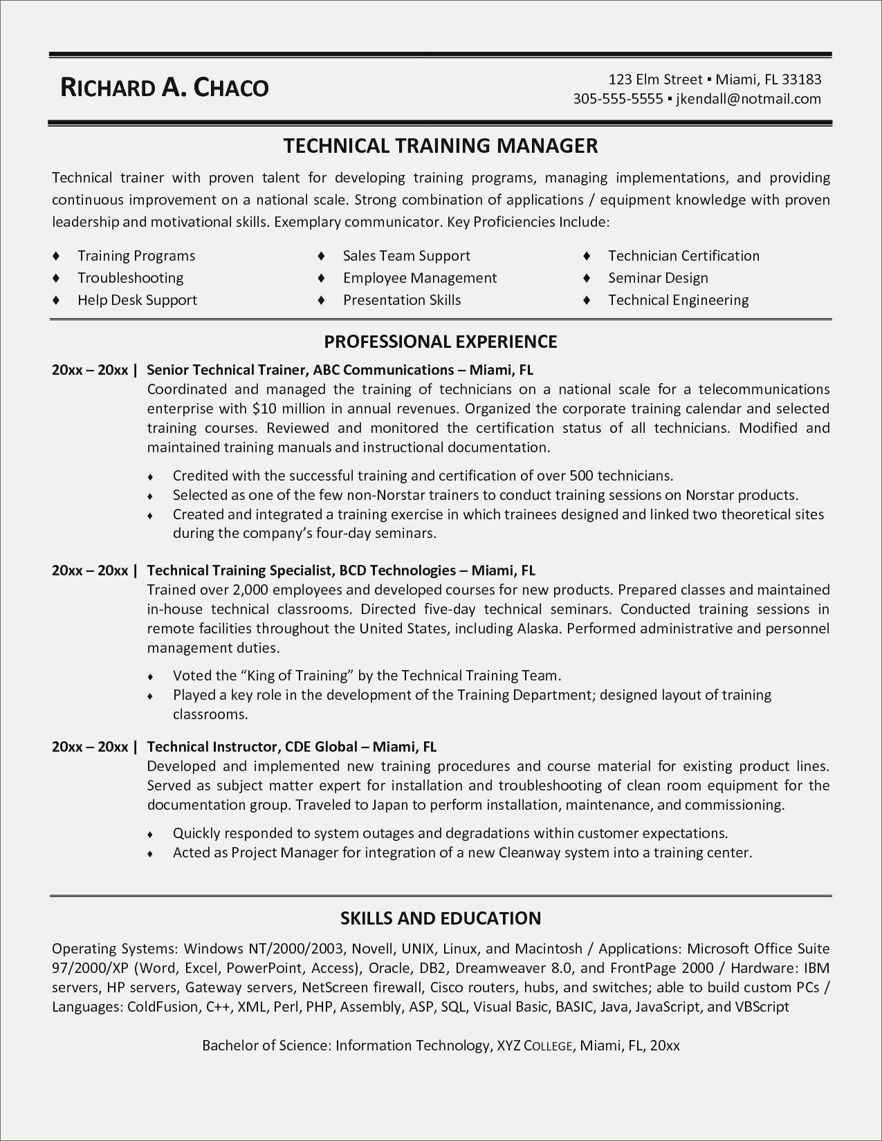 Strong Skills for Resume - ☆ Tech Skills for Resume Awesome Examples Resumes Ecologist Resume