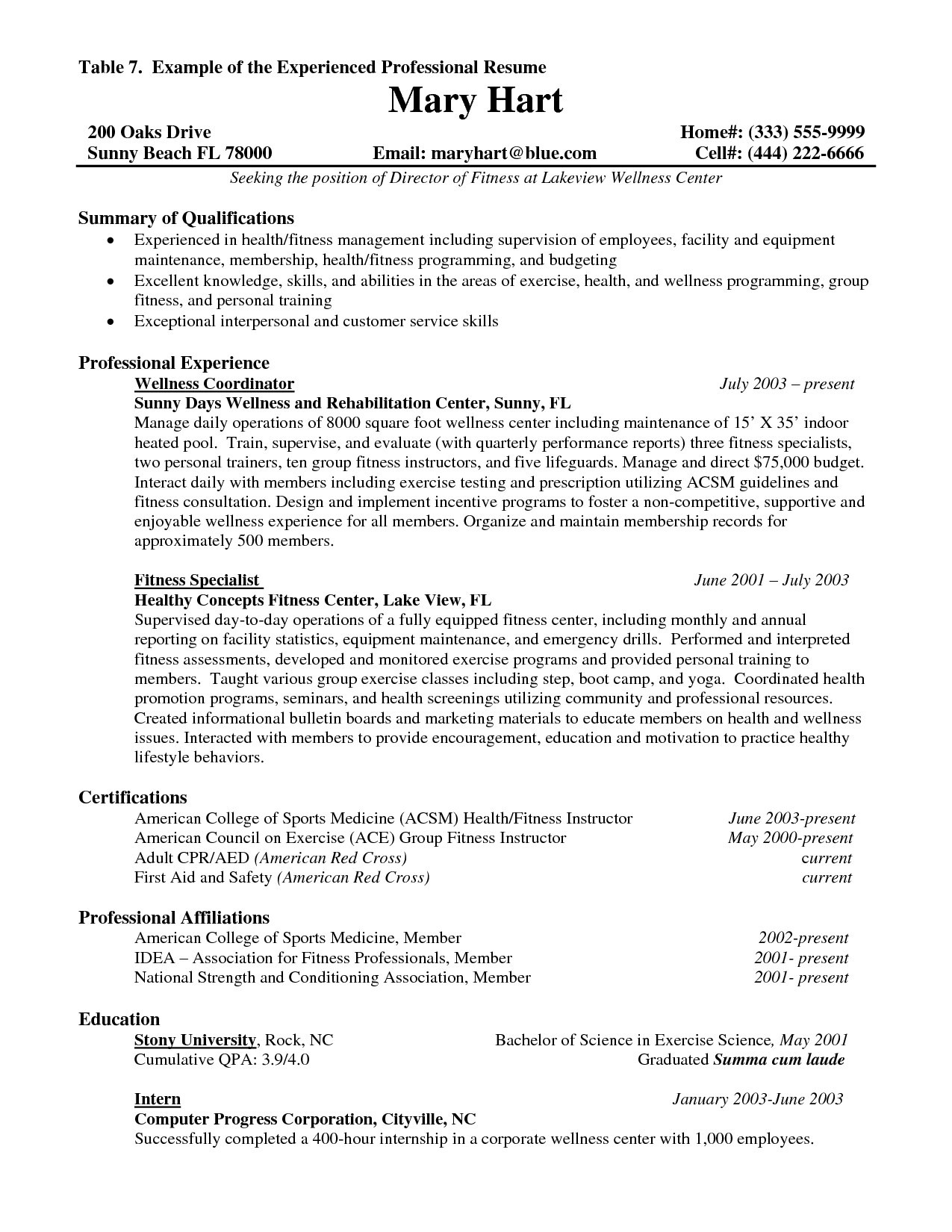 Summary for Resume with No Experience - No Experience Resume Sample Fresh How to Write A Resume with No Job