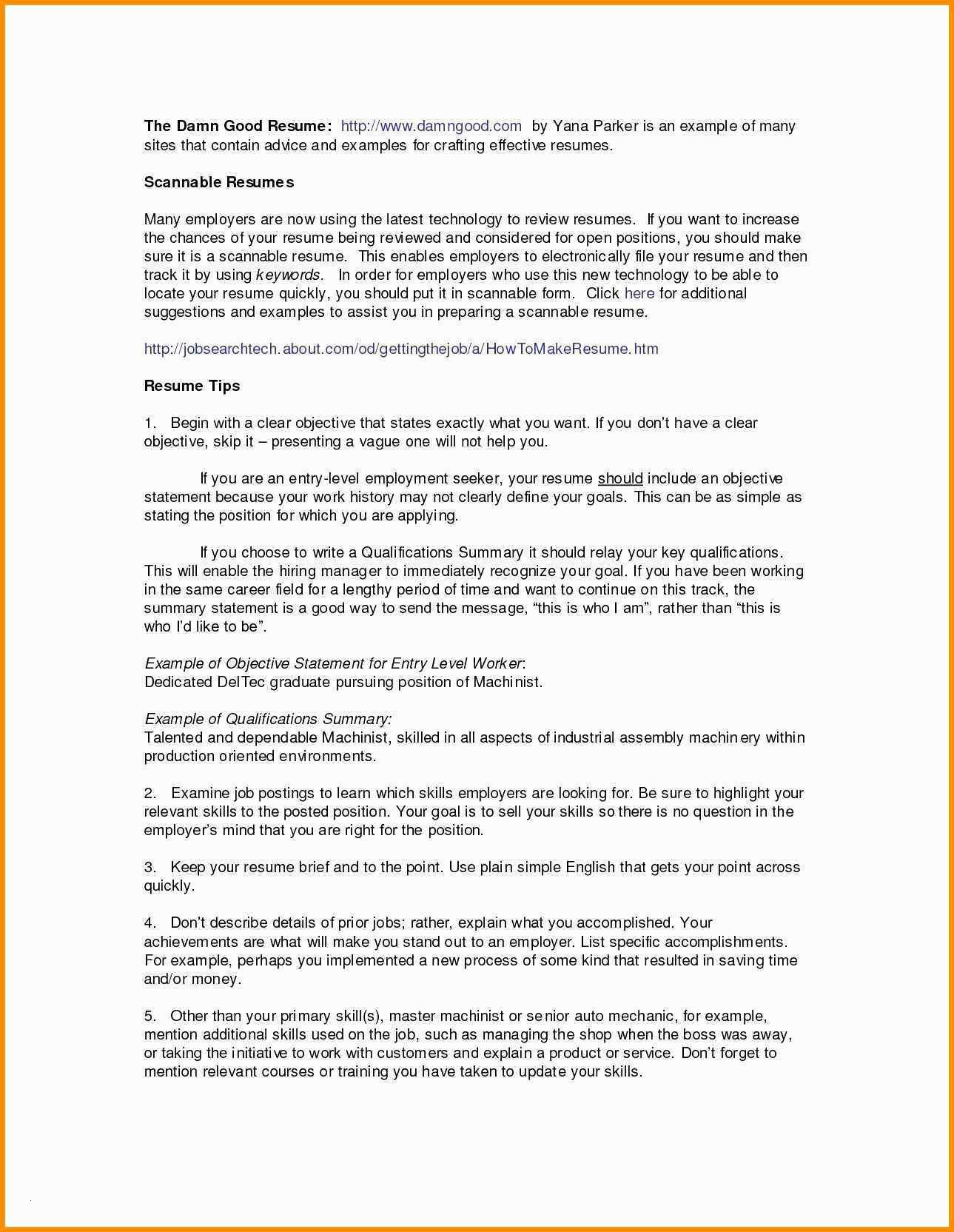 Supervisor Resume Examples - Supervisor Resume Examples New Work and Travel Im Lebenslauf Frisch