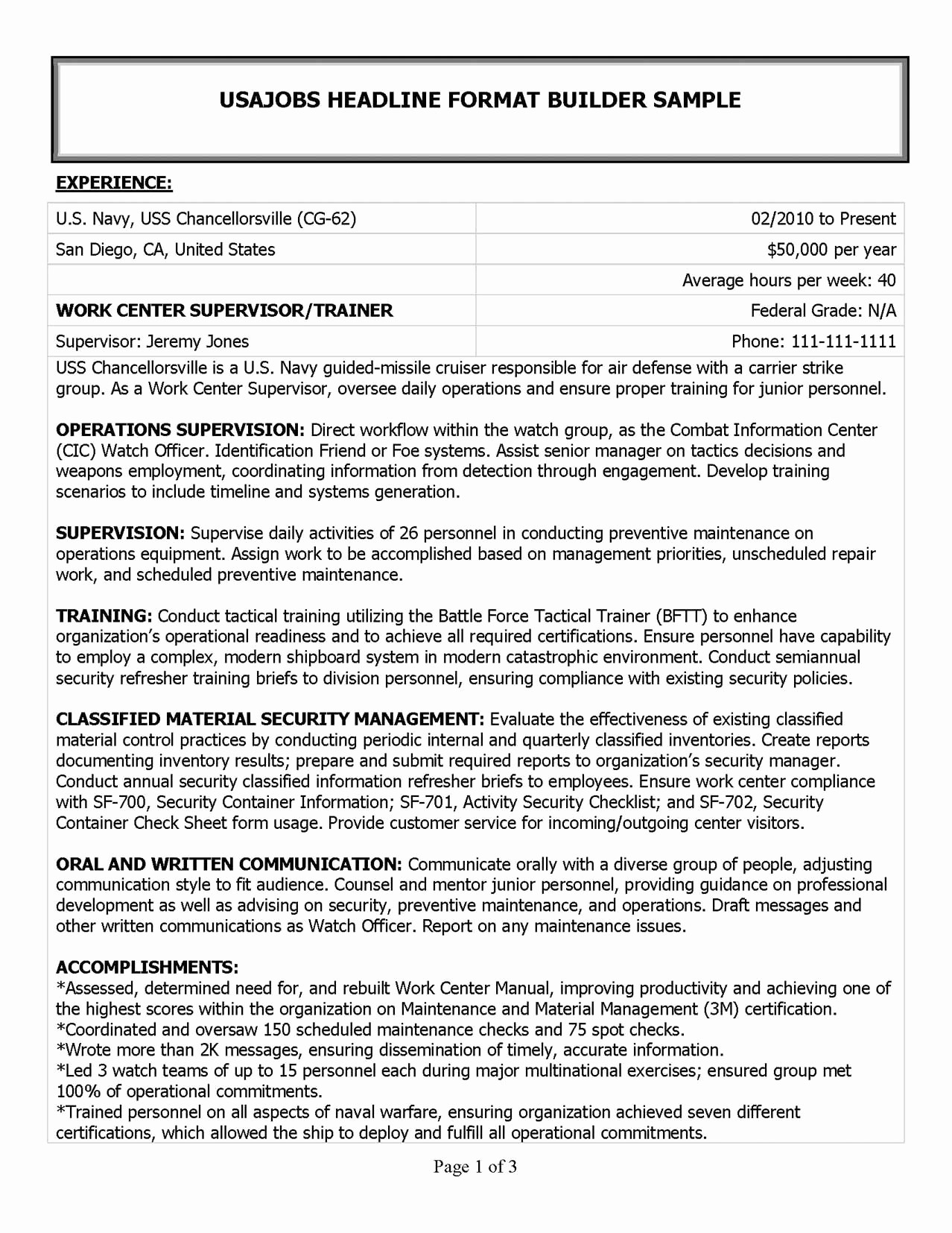 Supply Chain Resume Examples - Supply Chain Resume Examples Staggering Example Job Resume Awesome