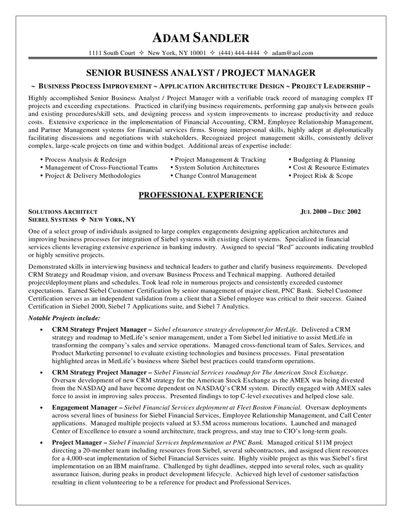 System Analyst Resume - 22 New Business Intelligence Analyst Resume