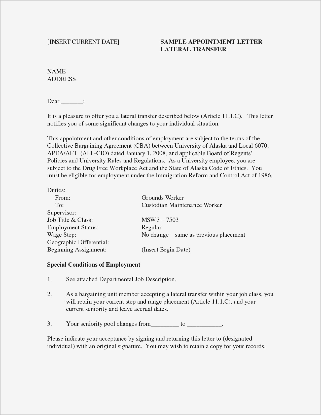 Targeted Resume Template Word - Letter Outline Template Examples